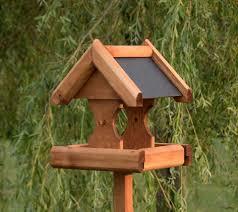 bird tables riverside woodcraft