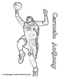 james harden nba coloring sheets pages sketch coloring page