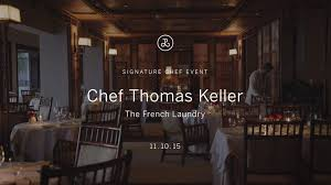 Keller Dining Room Furniture Park Lane Ala Moana Welcomes Chef Thomas Keller To Halekulani