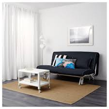 Two Seater Futon Sofa Bed by Ikea Ps Håvet Two Seat Sofa Bed Vansta Dark Blue Ikea