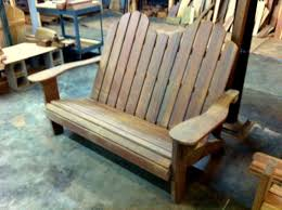 Adirondack Bench Our Adirondack Chair Wood Choices