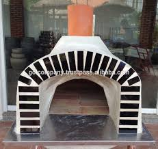 conrcete pizza oven wood fired pizza oven bbq charcoal bbq