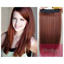 one clip in hair extensions 16 one clip in hair weft extension