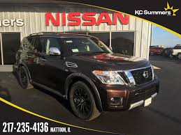 nissan armada platinum interior new 2017 nissan armada platinum 4d sport utility in mattoon