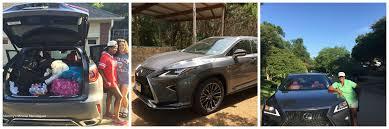does lexus make minivan car review summer road tripping in a lexus rx f sport mommy u0027s