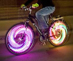 Light Bicycle Bike Lane Light