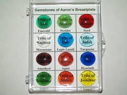 12 stones of ephod breastplate 12 stones in the bible gemstones of aaron s breastplate