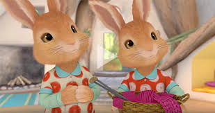 animation peter rabbit