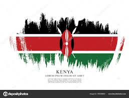 Images Kenya Flag Kenya Flag Layout U2014 Stock Vector Igor Vkv 156339802