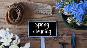 what is spring house spring cleaning tips u0026 checklist printable