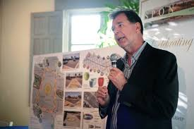 newport local news local issues projects discussed at town