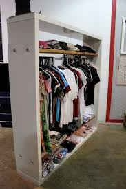 How To Build A Closet In A Room With No Closet Best 25 Loft Closet Ideas On Pinterest Attic Bedroom Storage