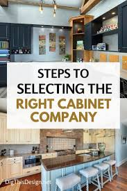 kitchen cabinet makers reviews a review of wellborn cabinet inc steps to selecting the right