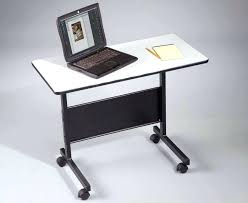 laptop computer end table mobile computer table large size of office computer desk mobile
