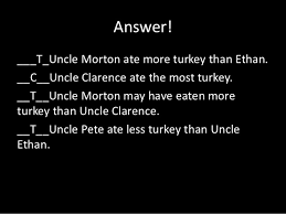 thanksgiving brain teasers