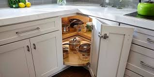 corner kitchen sink cabinet plans what to do with the corner cabinet kitchen corner