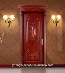 wooden single door flower designs teak wood main door buy wooden