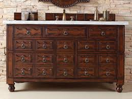 60 Bathroom Vanity Single Sink by Stained 60 Inch Bathroom Vanity Single Sink Is 60 Inch Bathroom