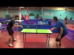 table tennis los angeles kaleb zhong 1995 on minitt at los angeles table tennis association