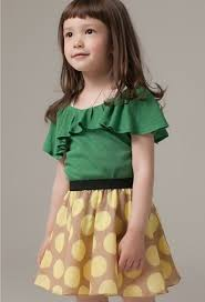 new years dresses for kids new type fashion children girl s sleeve with lace design dust