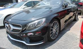 used mercedes coupe used mercedes s class coupe s 500 2015 car for sale in dubai