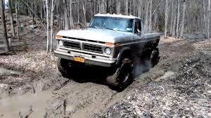 Ford Diesel Trucks Mudding - chevy u0026 ford mudding youtube