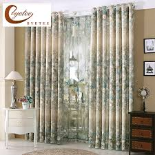 Kitchen Curtain Fabric by Online Get Cheap Fabric Kitchen Curtains Aliexpress Com Alibaba