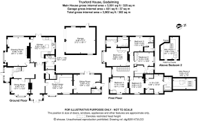 5 bedroom detached house for sale in thursley road elstead