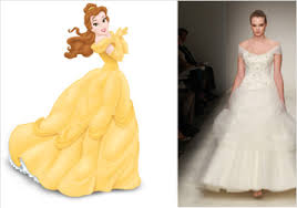 beautiful disney princess wedding dresses belle u2014 memorable