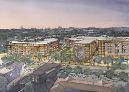 Southern Roofing Center by Vibrant Mixed Use Development To Transform Southern Gateway At