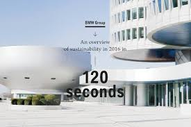 bmw museum timeline bmw group responsibility sustainable value report