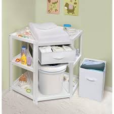 corner baby changing table diaper corner baby changing table free shipping today overstock