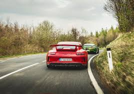 mercedes amg gt r vs porsche 911 gt3 twin test review 2017 by