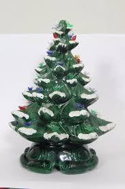 Vintage Atlantic Mold Ceramic Christmas Tree by Vintage Ceramic Christmas Tree Lights Christmas Lights Decoration