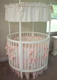 round crib bedding baby crib design inspiration