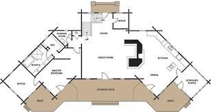 large log cabin floor plans big log cabin floor plans decohome