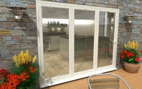 Bifold Patio Door by Bifold Doors External Folding Sliding Glass Patio Doors