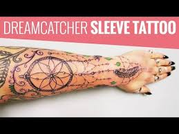 Dreamcatcher Sleeve - dreamcatcher sleeve mermaid gossip
