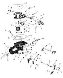 zenith 13420 carburetor kit manual and parts