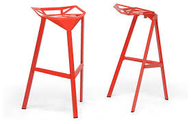 bar stools modern design exquisite decoration milano bar stool