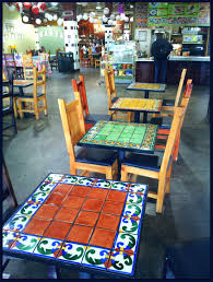 dining table modern furniture mexican furniture dining table