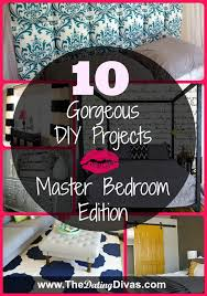 diy bedroom decorating ideas 10 gorgeous diy projects master bedroom edition
