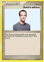 Know Yor Meme - zuck s advice image internet meme know your meme pokémon