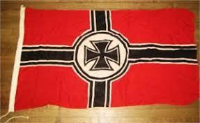 german iron cross flag