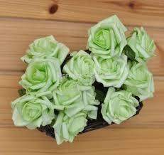 mint green flowers cheap wedding flowers green find wedding flowers green deals on