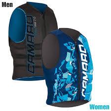 camaro impact vest camaro impact vest 2 0 womens floating and shock protection vest