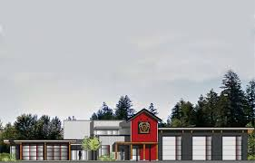 cumberland approves conceptual design for new fire hall comox