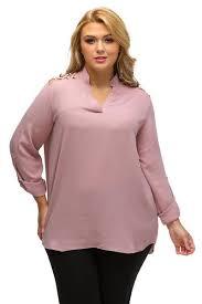 plus size blouse big n trendy pink top caged shoulder split collar plus size blouse