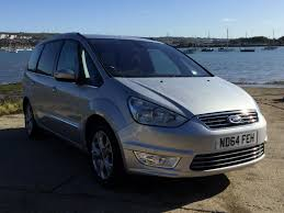 used ford galaxy 2014 for sale motors co uk