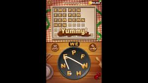 Ewe K Hen Word Cookies Cottoncandy Pack Level 1 Answers Youtube